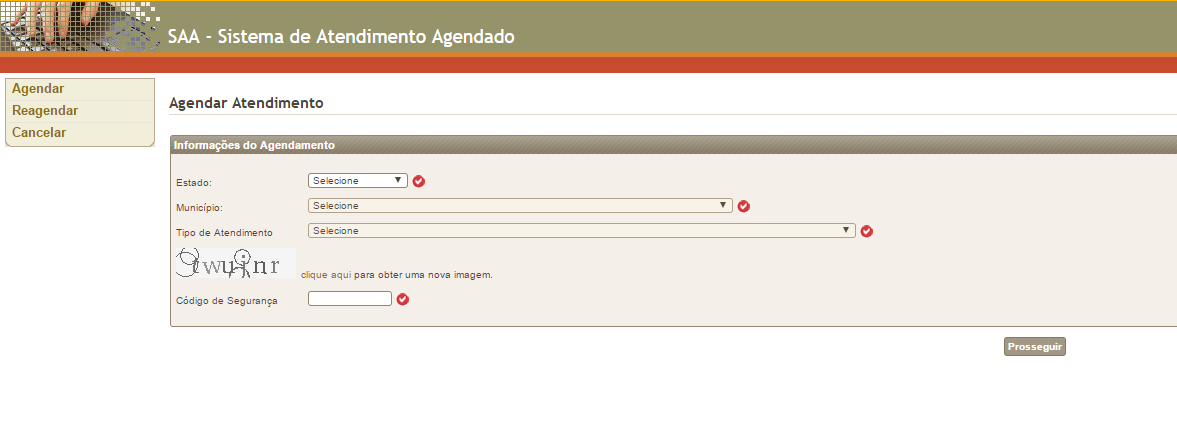 Agendamento do seguro desemprego pelo site do MTE