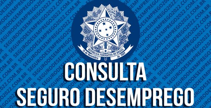 Consulta Seguro Desemprego 2022