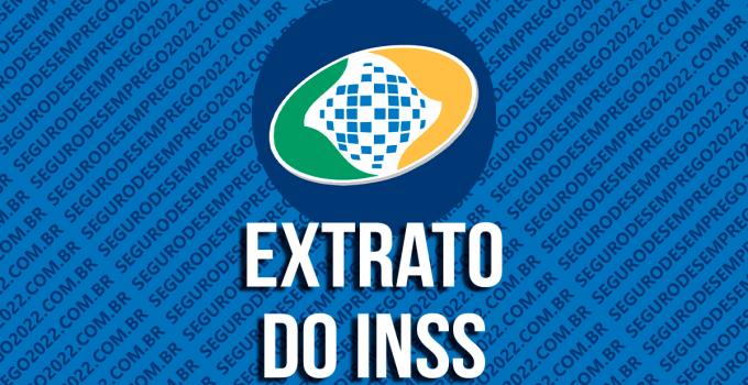 Extrato INSS 2022