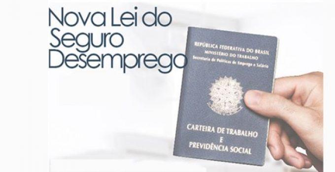 Lei do Seguro Desemprego 2022