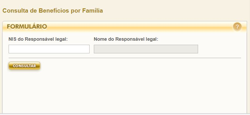 Consulta Bolsa Família Caixa